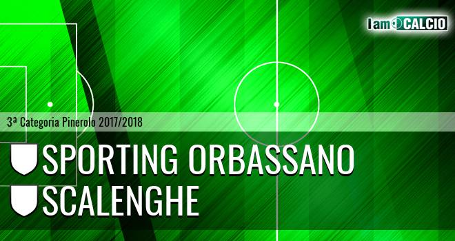 Sporting Orbassano - Scalenghe
