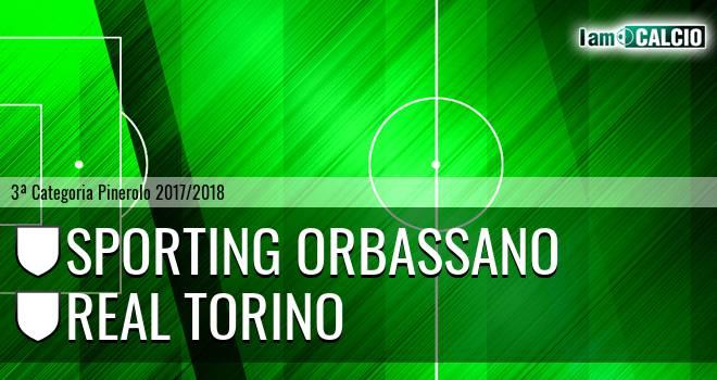 Sporting Orbassano - Real Torino