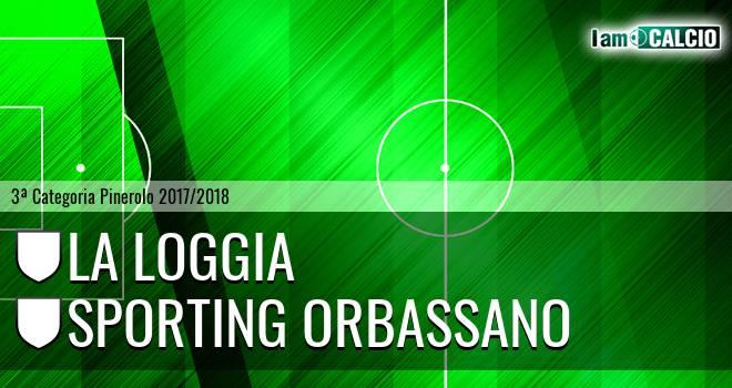 La Loggia - Sporting Orbassano
