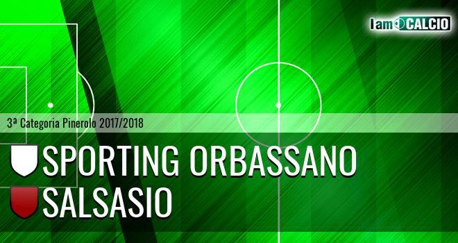 Sporting Orbassano - Salsasio