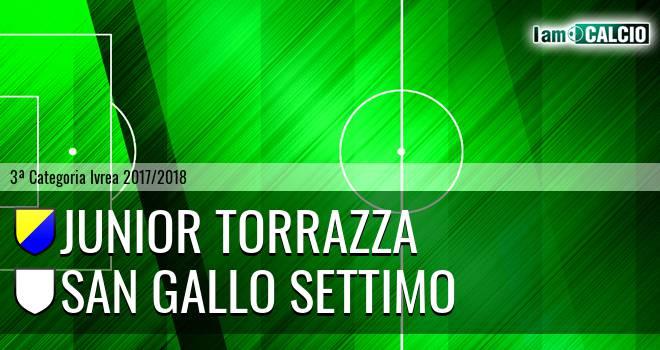 Junior Torrazza - San Gallo Settimo