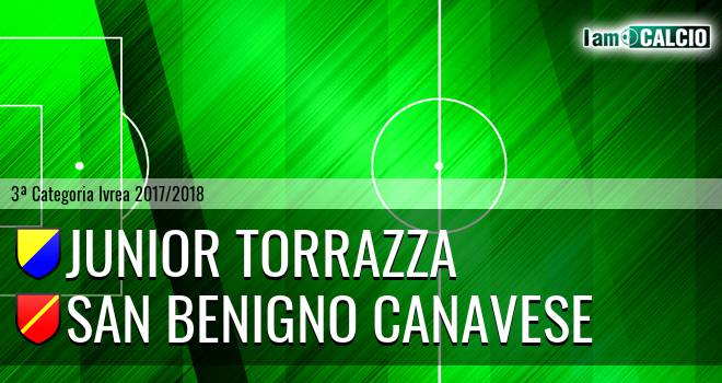 Junior Torrazza - San Benigno Canavese
