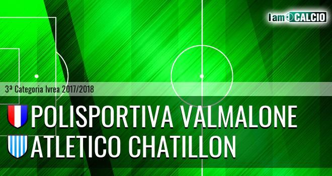 Polisportiva Valmalone - Atletico Chatillon