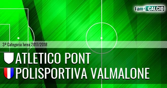 Atletico Pont - Polisportiva Valmalone