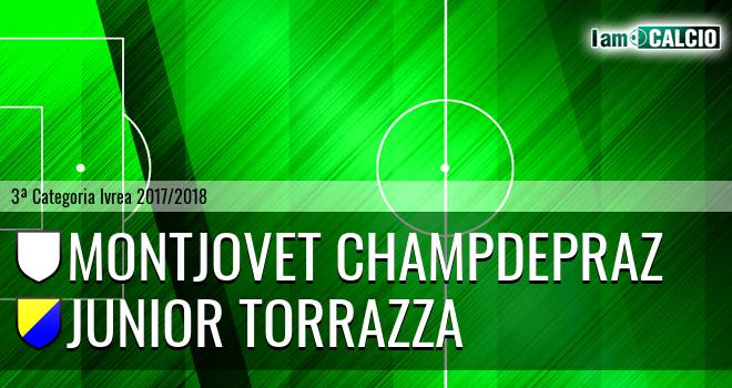 Montjovet Champdepraz - Junior Torrazza