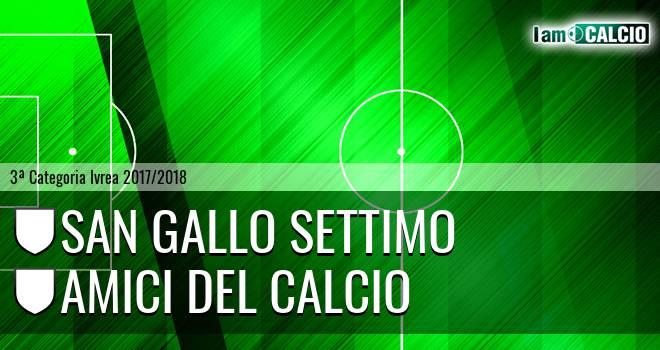 San Gallo Settimo - Amici del Calcio
