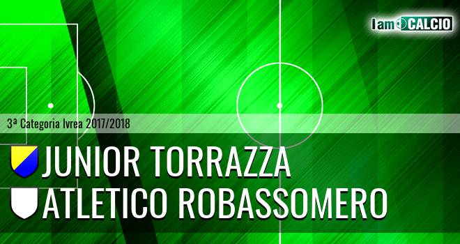 Junior Torrazza - Atletico Robassomero