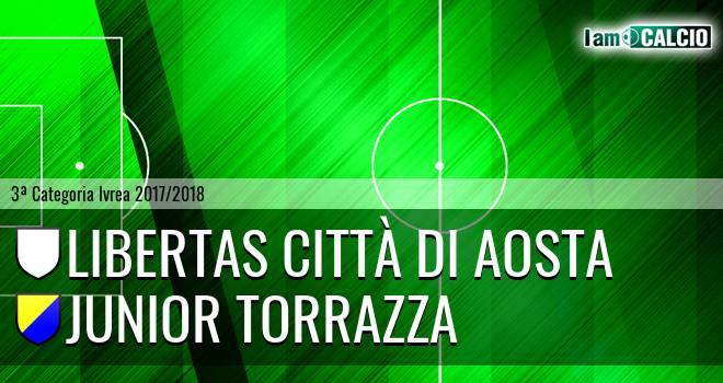 Libertas Città di Aosta - Junior Torrazza