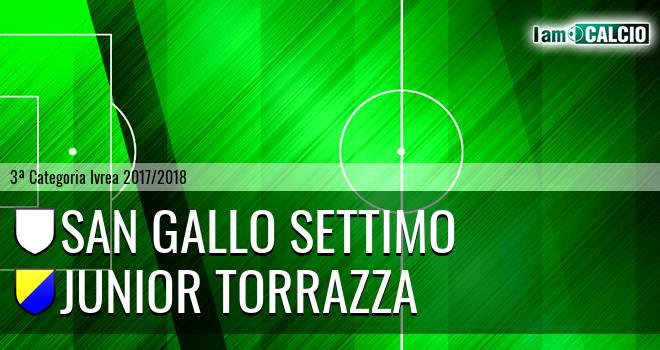San Gallo Settimo - Junior Torrazza
