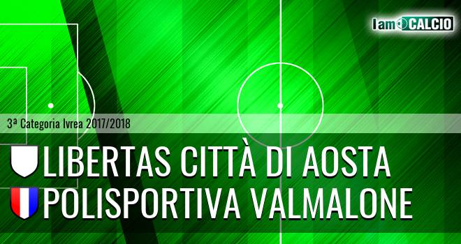 Libertas Città di Aosta - Polisportiva Valmalone