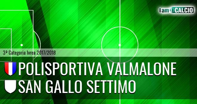 Polisportiva Valmalone - San Gallo Settimo