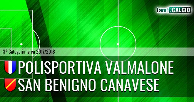 Polisportiva Valmalone - San Benigno Canavese