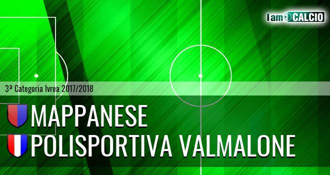 Mappanese - Polisportiva Valmalone