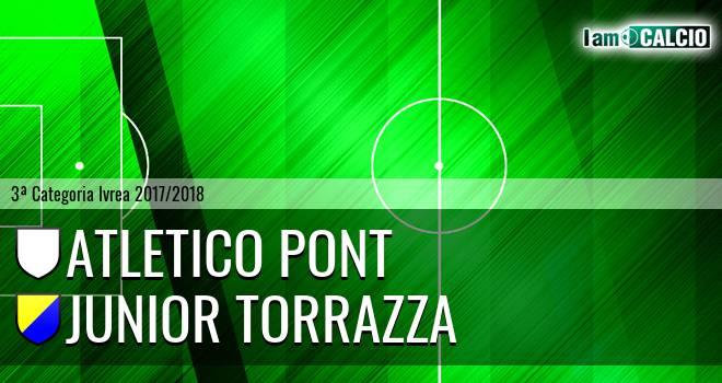 Atletico Pont - Junior Torrazza
