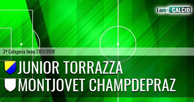 Junior Torrazza - Montjovet Champdepraz