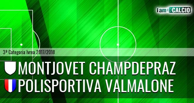 Montjovet Champdepraz - Polisportiva Valmalone