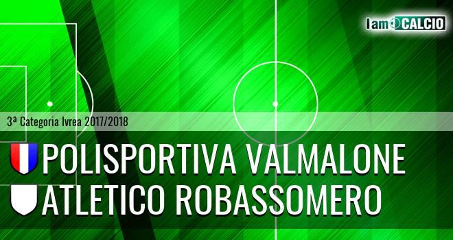 Polisportiva Valmalone - Atletico Robassomero