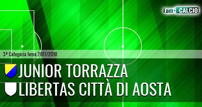 Junior Torrazza - Libertas Città di Aosta