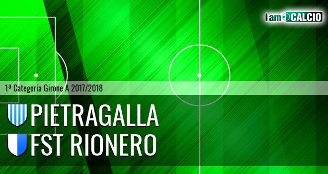 Pietragalla - FST Rionero