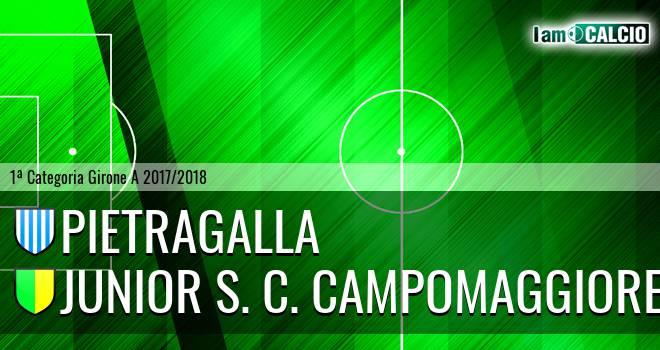 Pietragalla - Junior Campomaggiore