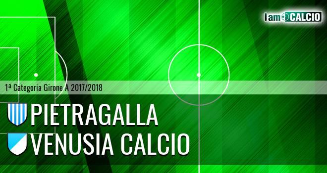 Pietragalla - Venusia Calcio