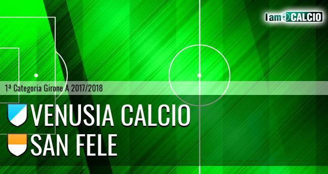 Venusia Calcio - San Fele