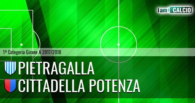 Pietragalla - Cittadella Potenza