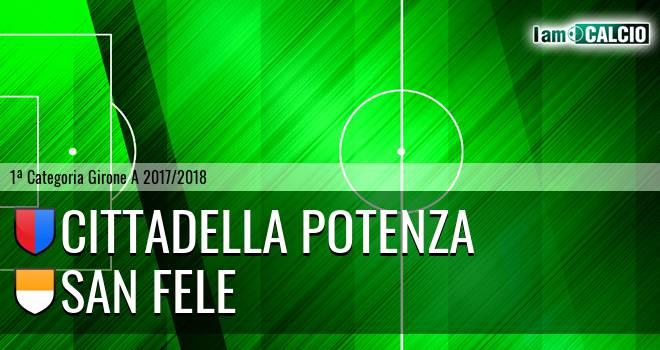 Cittadella Potenza - San Fele