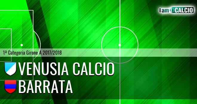 Venusia Calcio - Viribus Potenza