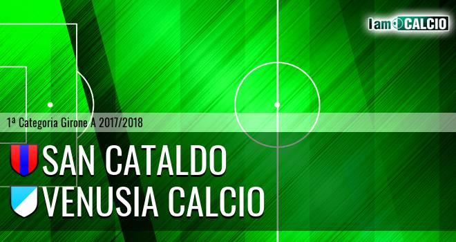 San Cataldo - Venusia Calcio