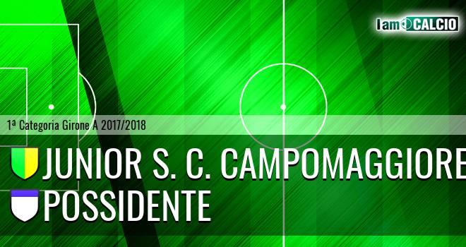 Junior Campomaggiore - Possidente