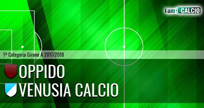 Oppido - Venusia Calcio