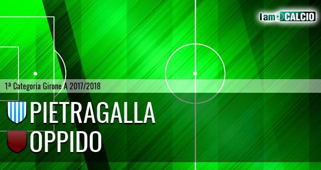 Pietragalla - Oppido