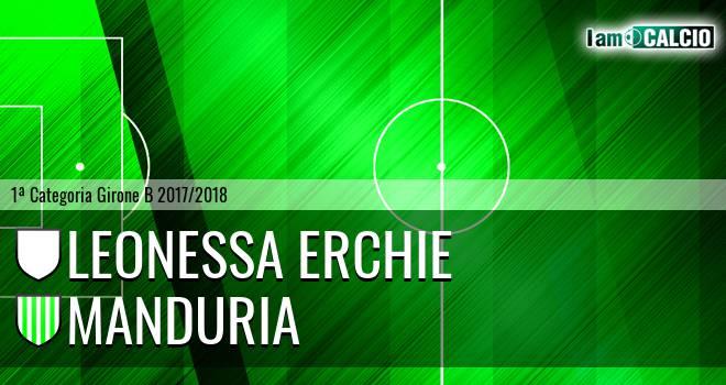 Leonessa Erchie - Manduria