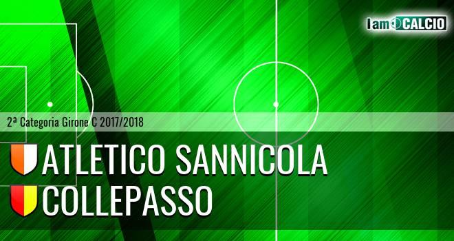 Atletico Sannicola - Collepasso