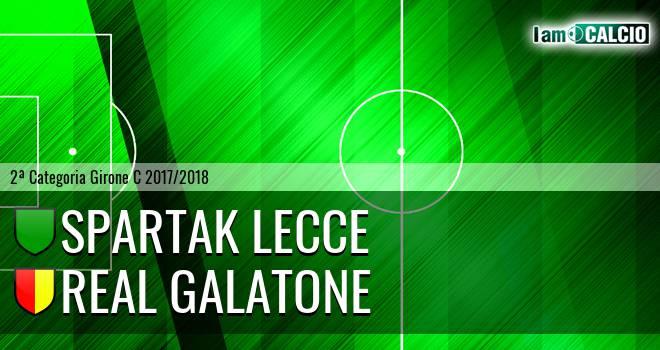 Spartak Lecce - Galatina