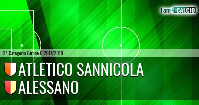 Atletico Sannicola - Alessano