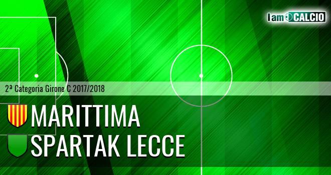 Marittima - Spartak Lecce