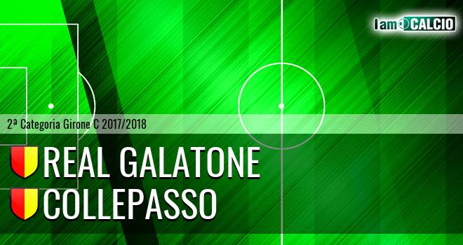 Real Galatone - Collepasso