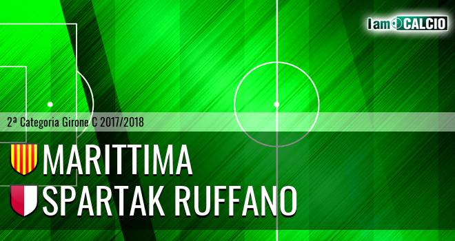 Marittima - Spartak Ruffano