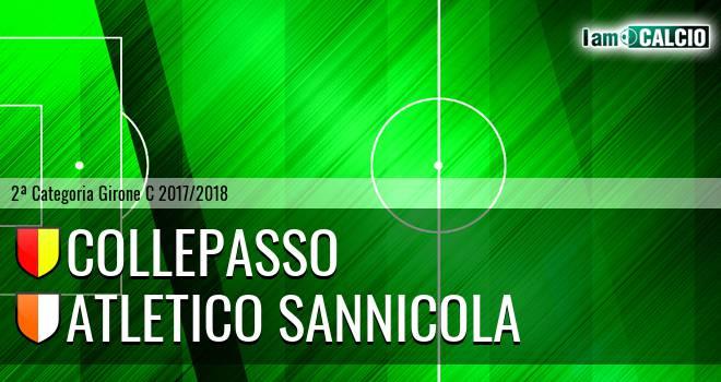 Collepasso - Atletico Sannicola