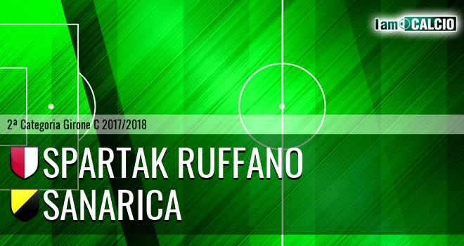 Spartak Ruffano - Sanarica