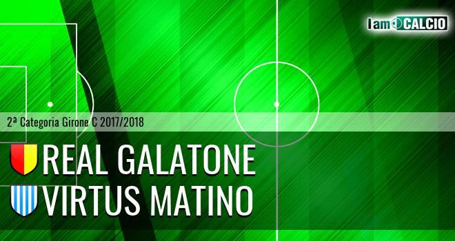 Galatina Calcio - Virtus Matino
