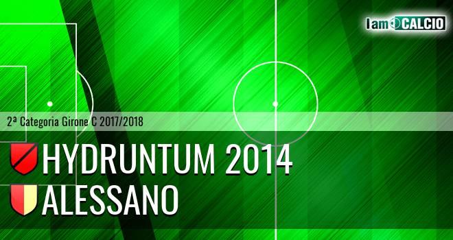 Hydruntum 2014 - Alessano