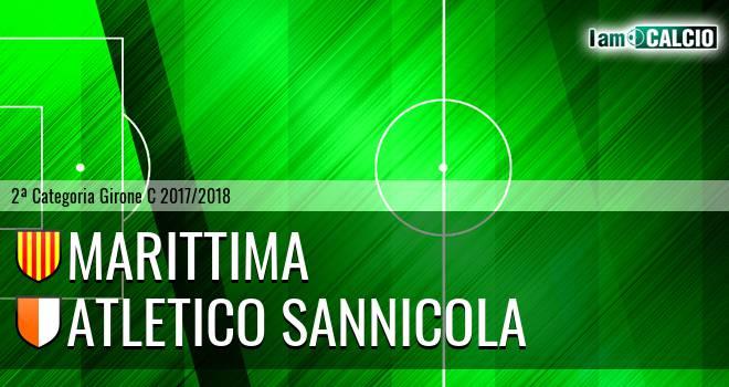 Marittima - Atletico Sannicola