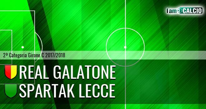 Galatina - Spartak Lecce