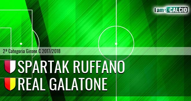 Spartak Ruffano - Galatina