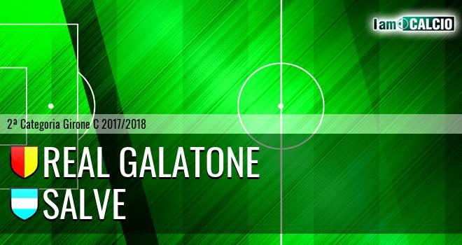 Galatina Calcio - Salve