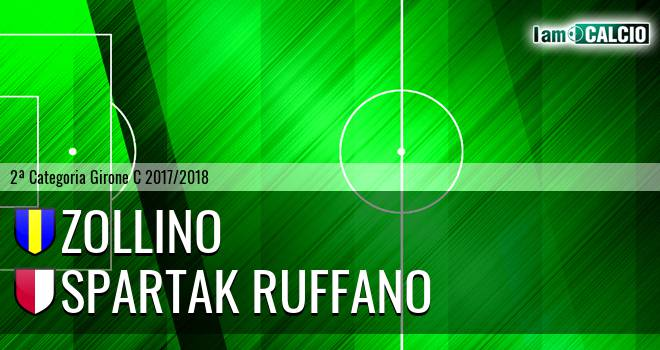 Zollino - Spartak Ruffano