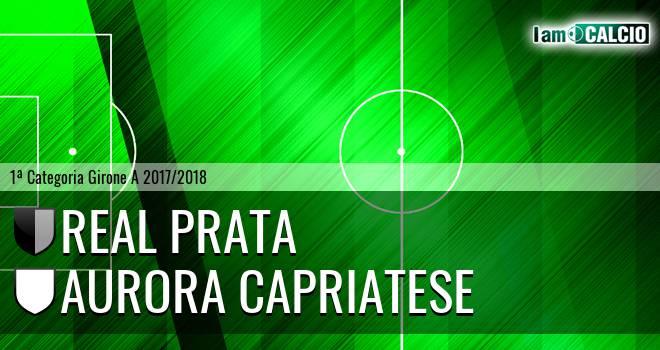 Real Prata - Aurora Capriatese